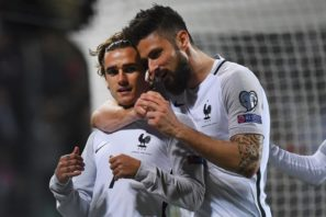 خلاصه بازی لوگزامبورگ 1-3 فرانسه