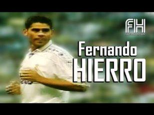 گل دیدنی فرناندو هیرو ستاره سابق رئال مادرید به زاراگوزا