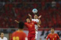 تیم ملی فوتبال - وو ژی