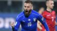 دیدار تیم ملی ایتالیا برابر آلبانی