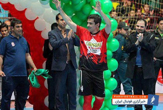 محمد کشاورز : هشتمین قهرمانی ایران را کسب کردم   خبرگزاری فوتبال ایران