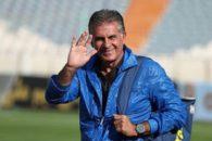 کیروش - کی روش - تیم ملی فوتبال ایران - کی روش