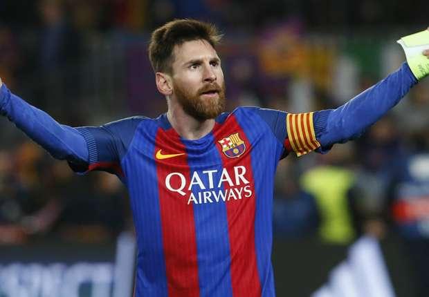 عملکرد لیونل مسی فوق ستاره بارسلونا در برابر پاری سن ژرمن