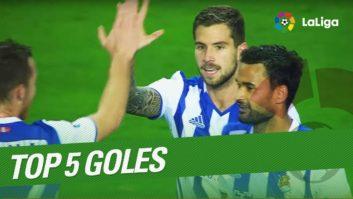 مجموعه 5 گل تماشایی هفته 27 مسابقات لالیگا اسپانیا