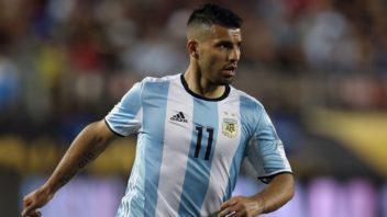 عملکرد آگرو بازیکن آرژانتین در دیدار برابر شیلی