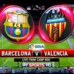 پیش نمایش دیدار دو تیم بارسلونا در برابر والنسیا