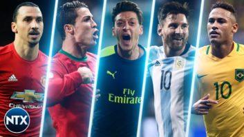 مجموعه 50 گل برتر و زیبای دنیای فوتبال که در ماه فوریه سال 2017 به ثمر رسیده است