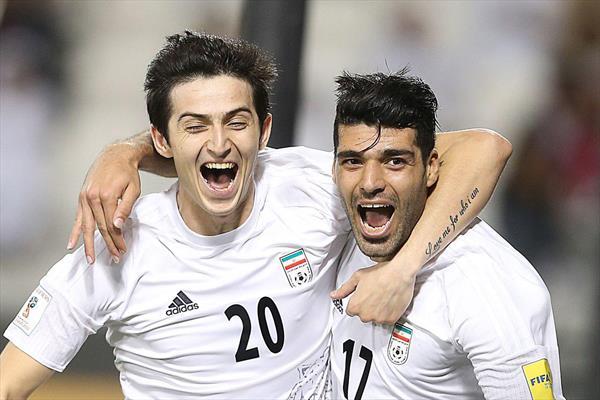مقدماتی جام جهانی - طارمی - آزمون