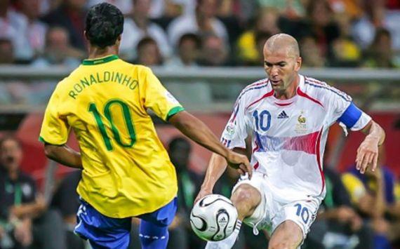 فوتبالیستی که مهارت های او ترکیبی از زیدان استسون جرارد و رونالدیو است