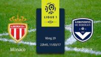 خلاصه بازی موناکو 2-1 بوردو لوشامپیونه فرانسه