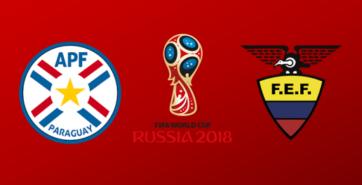 خلاصه بازی پاراگوئه 2-1 اکوادور