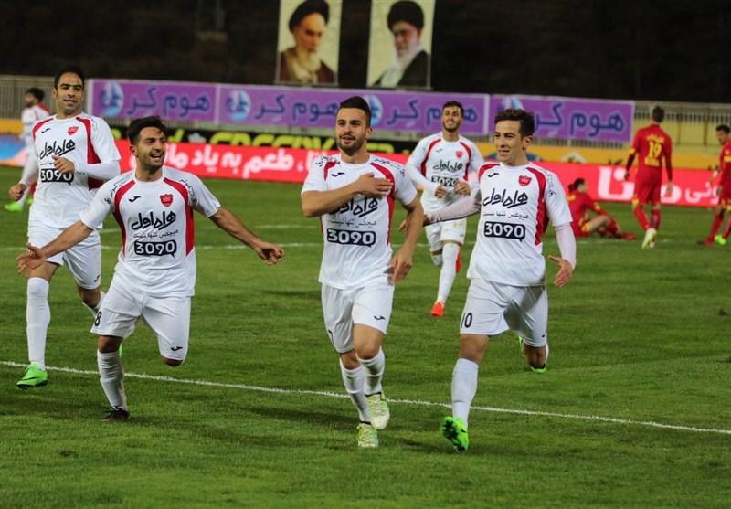 پرسپولیس با شکست نفت به قهرمانی نزدیک تر شد | خبرگزاری فوتبال ایران