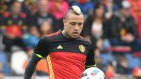 عملکرد ناینگولان بازیکن بلژیک در دیدار برابر یونان