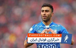 كاوه رضایی - کاوه رضایی بازیکن استقلال تهران