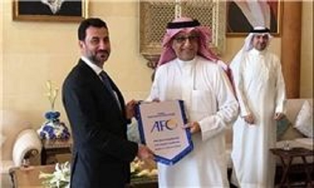 شیخ سلمان : پیشنهاد افزایش سهمیه آسیا باعث میشود تا مسئولیت فدراسیونهای اعضای AFC بیشتر شود