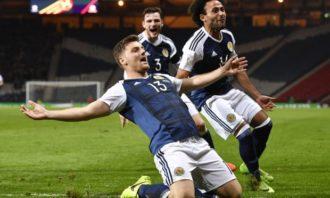 خلاصه بازی اسکاتلند 1-0 اسلوونی مقدماتی جام جهانی 2018 روسیه
