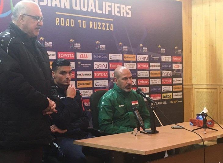 شنیسل:بازیکنان عراق در نیمه نخست تکروی می کردند | خبرگزاری فوتبال ایران