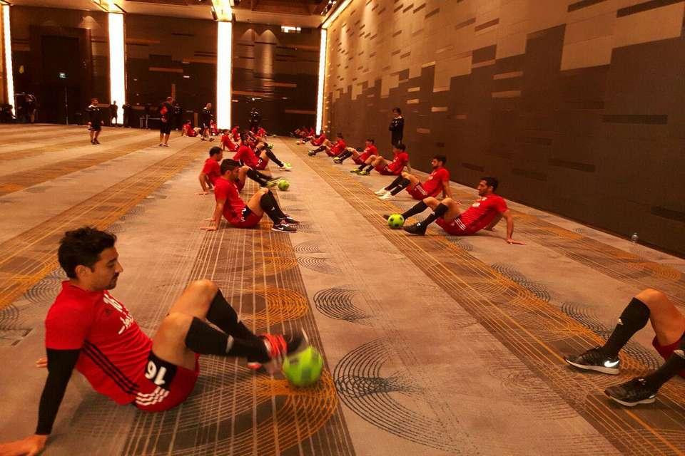 گفتگوی زنده با یاسر اشراقی در خصوص ترکیب تیم ملی فوتبال برابر قطر ؛ پارس فوتبال