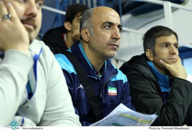 محمد وکیلی : به دنبال بهترین عملکرد خواهیم بود | خبرگزاری فوتبال ایران
