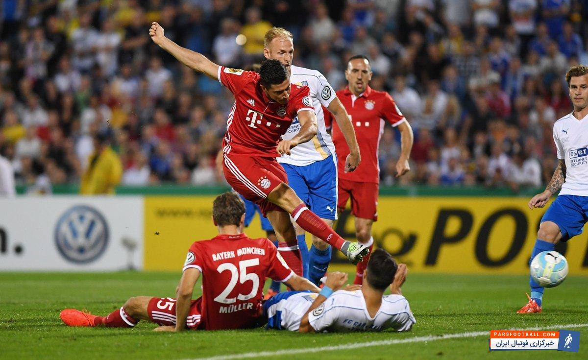 مشخص شدن فینالیست های جام حذفی آلمان به زودی