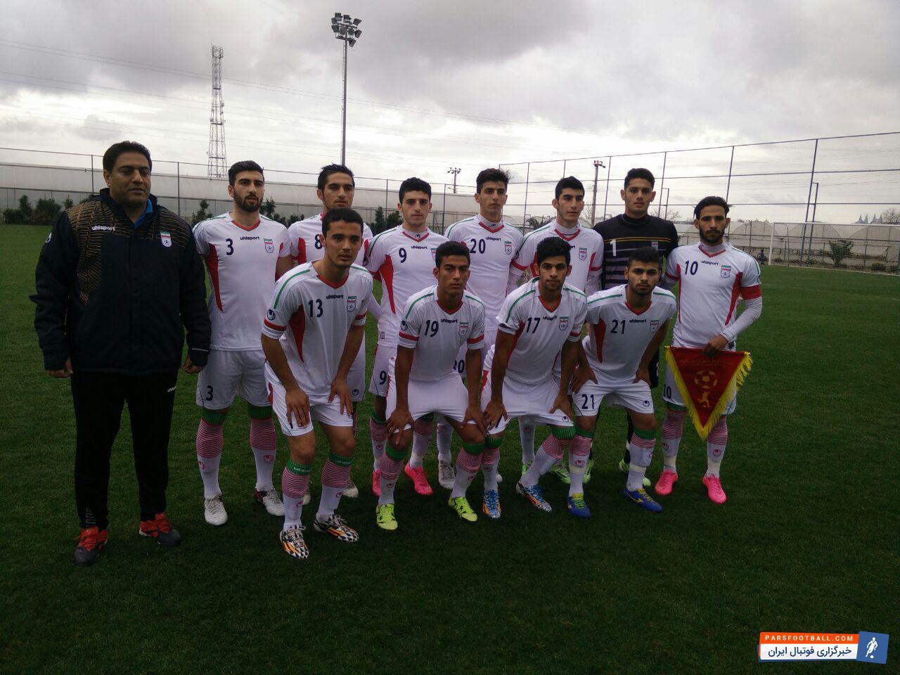 تیم ملی فوتبال نوجوانان ایران