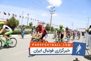 خسرو قمری ترفند دوچرخه سواری