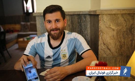 رضا پرستش وارد کل کل همیشگی طرفداران دو تیم استقلال و پرسپولیس شده است