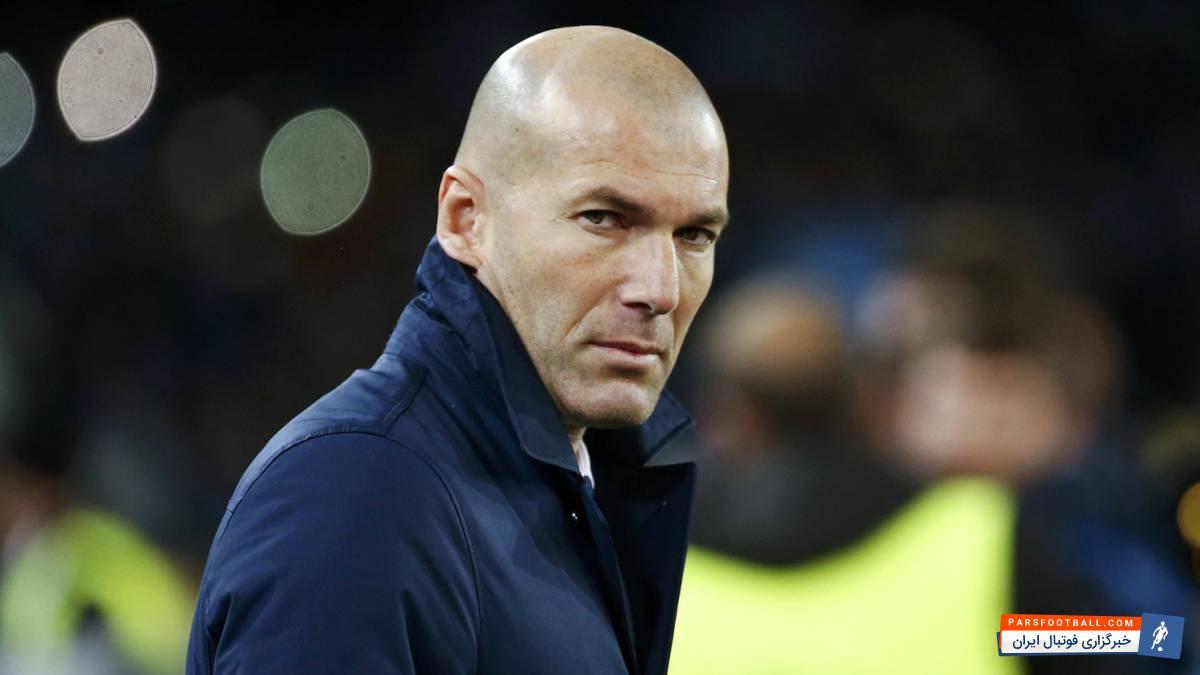 زیدان ؛ ناراحتی عجیب زیدان پس از برد! ؛ نارضایتی زیدان از پیروزی خفیف رئال مادرید