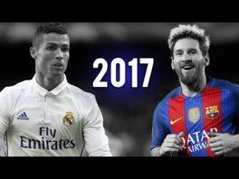 مقایسه ضربات پنالتی مسی در برابر رونالدو فصل 2016/2017
