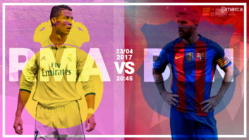 ال کلاسیکو جذاب رئال مادرید و بارسلونا