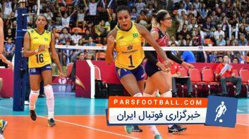 والیبال زنان جهان