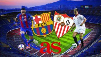 پیش نمایش دیدار دو تیم بارسلونا در برابر سویا