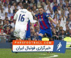 عملکرد کواچیچ بازیکن رئال مادرید در دیدار برابر بارسلونا