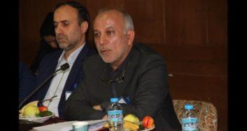 محمد درخشان ، رئیس فدراسیون جودو