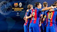 پیش نمایش دیدار بارسلونا در برابر یوونتوس لیگ قهرمانان اروپا