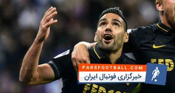 عملکرد فالکائو بازیکن موناکو در دیدار برابر لیون