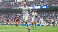 عملکرد رونالدو بازیکن رئال مادرید در دیدار برابر والنسیا