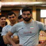 محمد موسوی ستاره والیبال
