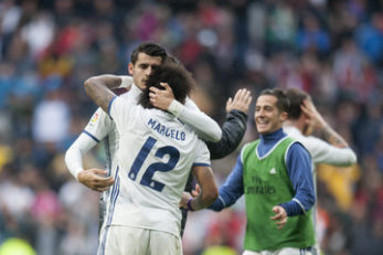 عملکرد موراتا بازیکن رئال مادرید در دیدار برابر والنسیا
