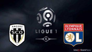 خلاصه بازی آنگرز 1-2 لیون لوشامپیونه فرانسه