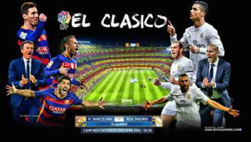 ال کلاسیکو پیش نمایش دیدار رئال مادرید در برابر بارسلونا