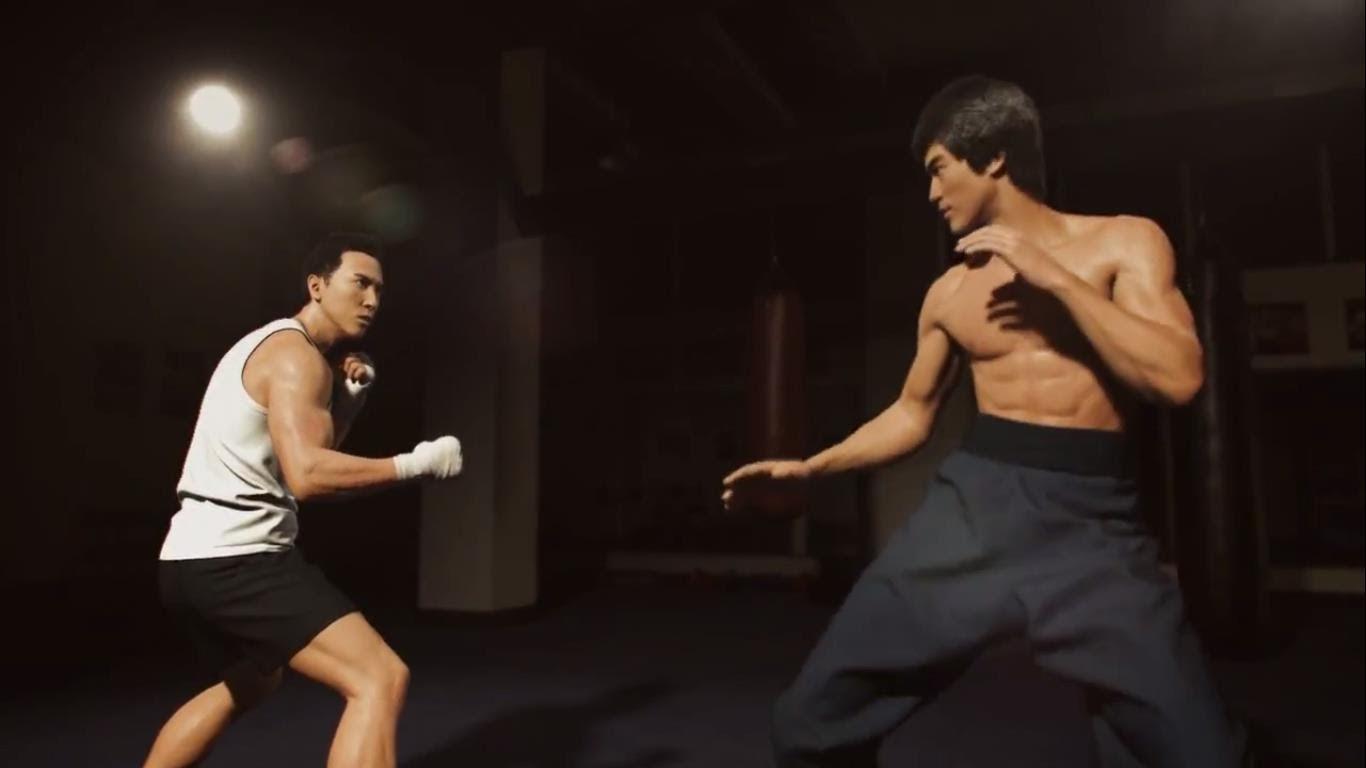 انیمیشنی بسیار زیبا از شبیه سازی مبارزه اسطوره های سینمای رزمی بروس لی و دنی ین ؛ پارس فوتبال