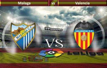 خلاصه بازی مالاگا 2-0 والنسیا لالیگا اسپانیا