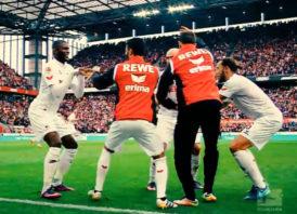 خوشحالی های بعد از گل دیدنی در بوندس لیگا 2016/2017