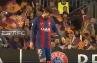 همه ی واکنش های بازیکنان بارسلونا بعد از حذف از لیگ قهرمانان اروپا