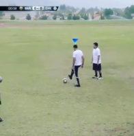 شبیه سازی دیدنی از بازی فیفا
