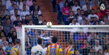 آمادگی رئال مادرید برای دیدار برابر والنسیا