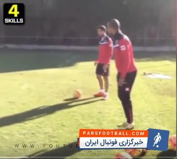 اتفاقات خنده دار و تماشایی دنیای فوتبال 2017 ؛ پارس فوتبال اولین خبرگزاری فوتبال ایران