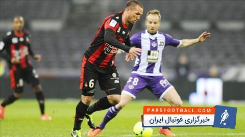 خلاصه بازی تولوز 1-1 نیس لوشامپیونه فرانسه ؛ پارس فوتبال اولین خبرگزاری فوتبال ایران