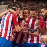 خلاصه بازی اتلتیکومادرید 1-0 رئال سوسیه داد